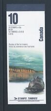 Canada Booklet 1994 Heritage Rivers #BK170b MNH ** Free Shipping **