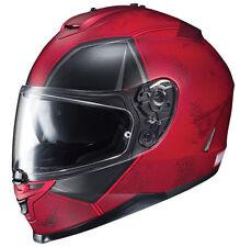 Casques rouge LS2 moto pour véhicule taille XS
