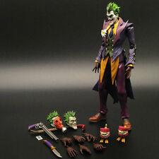 JOKER Batman Arkham Origins Comic Dark Knight Action Figure Justice League Model