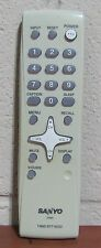 Sanyo GXBA TV Remote DS24425, DS27225, DS27425, DS32225 Guaranteed To Work