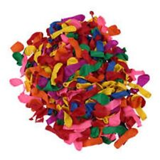 Water Balloons With Filler 200 Balloons Each Pack Multi Color Lot of 2
