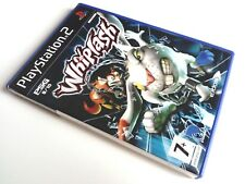 Whiplash - PS2 PlayStation 2 PAL Game COMPLETE Rare
