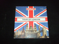 CITY OF WESTMINSTER-TOUR OF LONDON BOARD GAME BY WADDINGTONS 1984