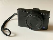 Sony Cyber-shot DSC-RX100 II 20.2MP + 2 batteries, 2 screen protectors, and case