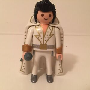 Playmobil Elvis Figure, Musical Legend, Rock And Roll, The King