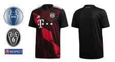 Trikot Adidas FC Bayern 2020-2021 Third I FCB 3rd UCL Champions League + Nummer
