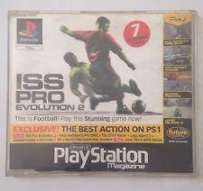 Revista Oficial De Reino Unido PlayStation disco 73 7x puede jugar juegos de demostración PS1 PS2 PSX PAL