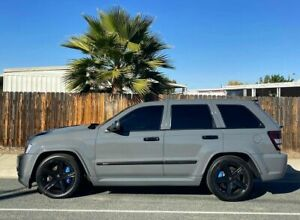 2006-2010 Jeep Cherokee WK1 SRT8 fender flares wide body arch