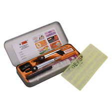 11 pcs Camlin Camel Exam Mathematical Drawing Instruments Set Geometry Box
