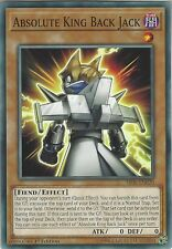 Yu-Gi-Oh: ABSOLUTE KING BACK JACK - SR06-EN020 - Common Card - 1st Edition