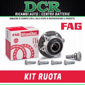 Paar Lager Rad FAG 713678970 Ford Focus III 1.6 TDCI 115CV 85KW Von 2010