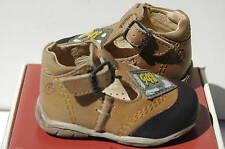 GBB Leopold Chaussures Fille Garçon 19 Sandales Première Montantes Bébé UK3 Neuf