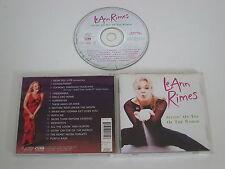 LEANN RIMES/SITTIN ' ´ ON THE TOP OF THE WORLD(MENTON INT 4 84571 2) CD ALBUM
