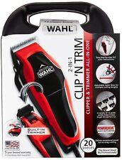 Wahl Professional Hair Cut Trimmer 20 Pcs Set Shaving Machine Clipper Barber