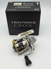 SHIMANO 15 TWINPOWER C2000S Fishing JAPAN reel