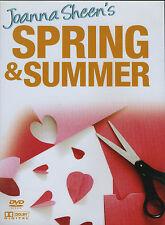 Joanna Sheen's Spring & Summer AND Autumn & Winter - DVD's (2)