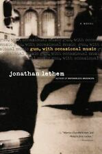 Gun, with Occasional Music (Harvest Book) 9780156028974 by Lethem, Jonathan