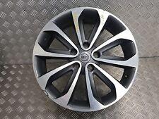 """Jante alu / alliage - Nissan Qashqai 6,5"""" x 18"""" ET40"""