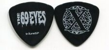 THE 69 EYES 2012 X Tour Guitar Pick!!! custom concert stage Pick #1