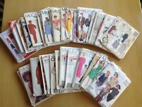 1980's McCall's Sewing Pattern, Uncut, Choose Your Style