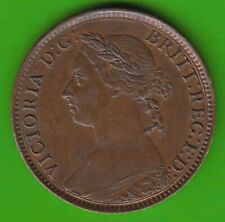 United Kingdom Farthing 1894 IN XF Nice nswleipzig