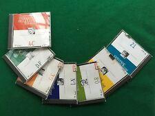 7 CD-ROM - I GRANDI CLASSICI LETTERATURA STRANIERA Autori A-Z  L'Espresso (2000)