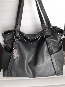 Jessica Simpson Camile East West Shoulder Tote Handbag
