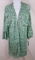 Style Co. Womens Open Front Kimono Sleeve Cardigan 35281