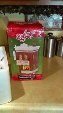 Dept 56 A Christmas Story Hohman Superette Box included wear to box