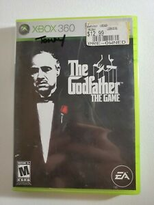 🔥 The Godfather: The Game (Microsoft Xbox 360, 2006) Complete ~FREE Shipping ⚡