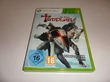 Xbox 360 The First Templar