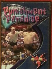 Super Brawl DVD Punishment In Paradise Mixed Martial Arts Fighting    Like New
