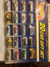 Hot Wheels 20 Car Gift Set 1995 VIntage Mattel Turbo Flame,8 avail at this Price