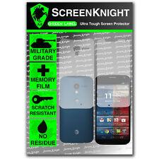 ScreenKnight Motorola Moto X XT1052 FULLBODY SCREEN PROTECTOR invisible shield