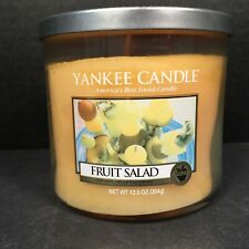 Yankee Candle Fruit Salad Candle 2 Wick 12.5 oz Summer