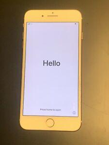 Apple iPhone 8 Plus - 128GB - Gold (Unlocked) A1864 (CDMA + GSM)