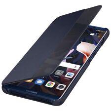 Original Huawei View Flip Book Cover Case Hülle für das Huawei Mate 10 Pro Blau