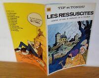 "E.O. TIF et TONDU N°20 ""Les ressuscités"" 1973 par WILL et Tillieux"