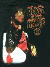 "BLAZE ""YA DEAD HOMIE"" BACK TOUR SHIRT ICP insane clown posse rap juggalo twiztid"