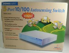 SOHOWARE NSH510 5 Port 10/100 Autosensing Switch
