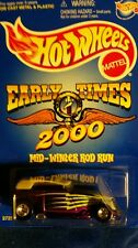 2000 Hot Wheels Early Times Exclusive Mid-Winter Rod Run PHAETON in purple