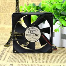 T&T MW-925H12B Fan 12V 0.32A 90*90*25mm 2pin #M689 QL