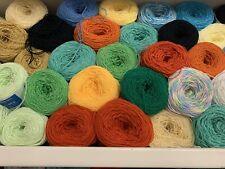 Omega Crystal Thread Crochet 40 Gr. / Hilo Cristal omega 40 Gr ! (8 Threads)