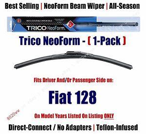 Super Premium NeoForm Wiper Blade (Qty 1) fits 1971-1979 Fiat 128 - 16140