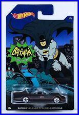 Hot Wheels Batman Classic TV Series Batmobile NIB Mattel NIP 1/6
