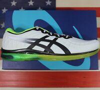 ASICS Men's GEL-Quantum Infinity Running Shoes White Black Green [1021A056] $180