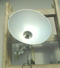 VINTAGE  PHOTAX INTERFIT STUDIO PHOTOGRAPHIC LIGHT/METAL LIGHT SHADE