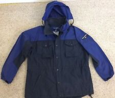 Vintage Ralph Lauren Polo Sport Sui Ski Parka Jacket Shell XL 1992 Snow Beach