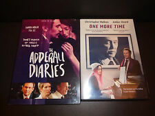 THE ADDERALL DIARIES & ONE MORE TIME-2 DVDs-Amber Heard, James Franco, Ed Harris