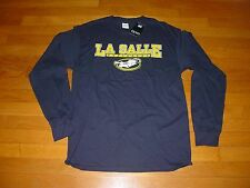 La Salle LaSALLE  EXPLORERS  long sleeve T-Shirt  NEW / TAG.   sz... LARGE